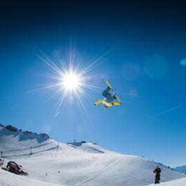 Stations de ski à 1 heure