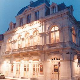 Théâtre municipal Les Nouveautés